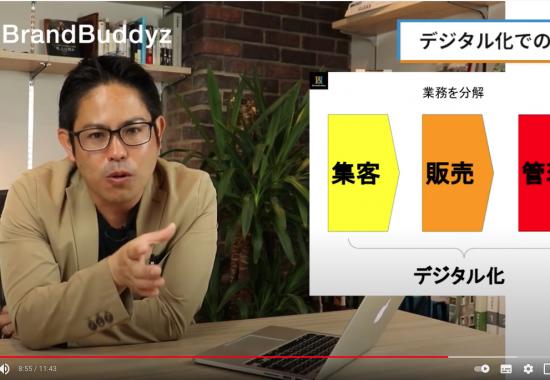 DX戦略の進め方を事例とともに解説 BrandBuddyz